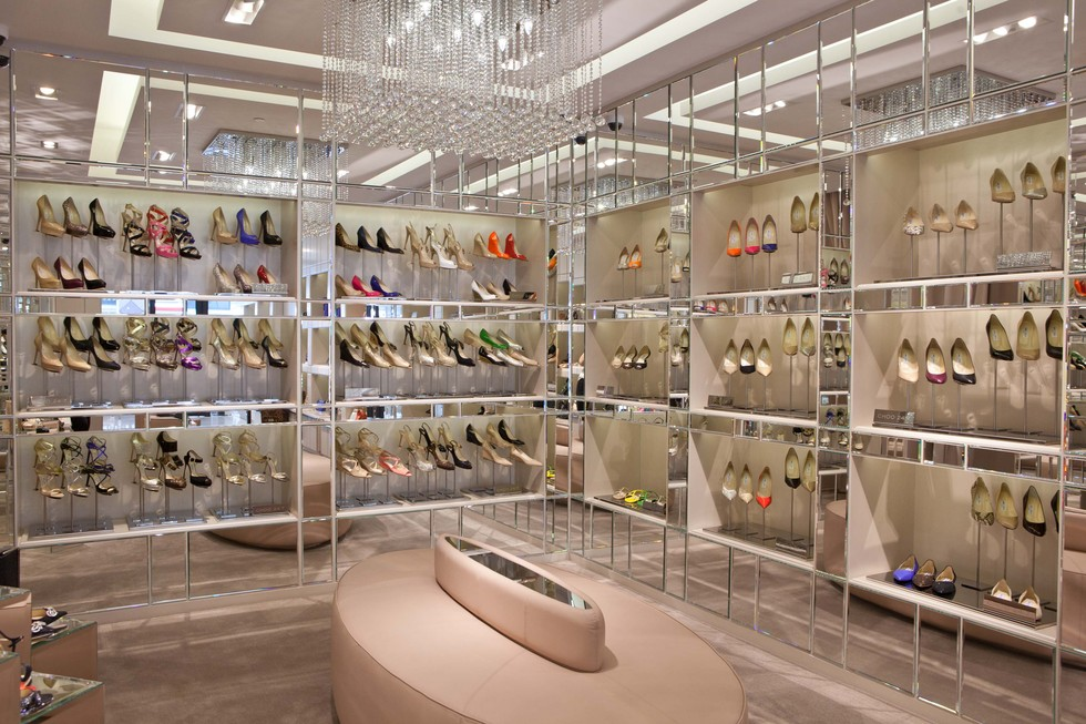 Jimmy Choo Opens New Store in Union Square...Drool