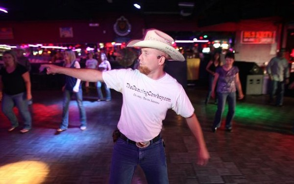 Need A Break From Dubstep How Bout Some Line Dancing