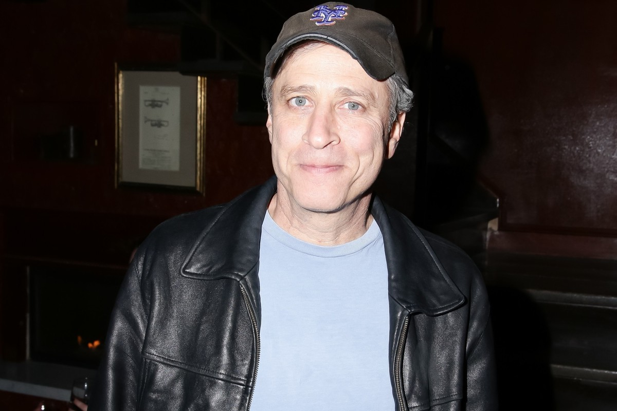 Jon Stewart Came Out Of The Woodwork To Slam Donald Trump
