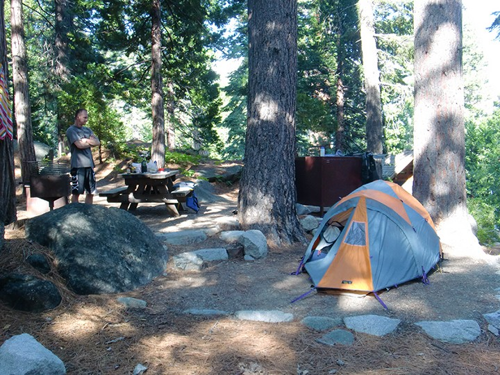Share using Facebook ... & Kayak to Tahoeu0027s Emerald Bay Boat-In Campground - 7x7 Bay Area