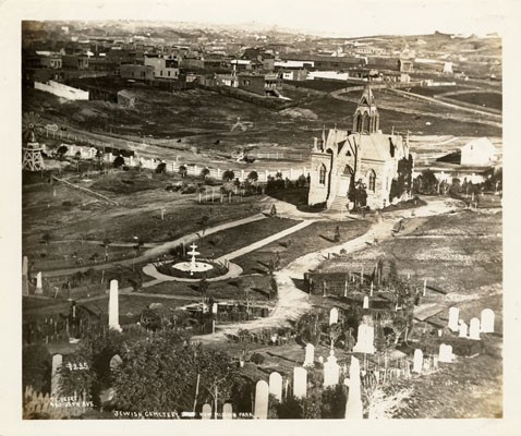 The Dark History of San Francisco's Cemeteries - 7x7 Bay Area
