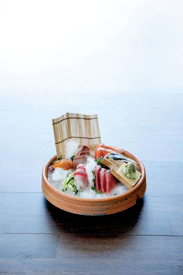 Fans of Traditional Japanese Sushi, Your Reveries Have