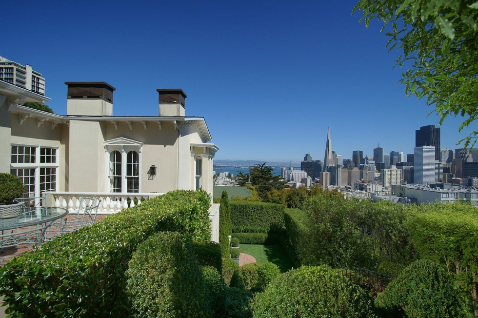 Property Porn A Historic Russian Hill Home With Skyline -9595
