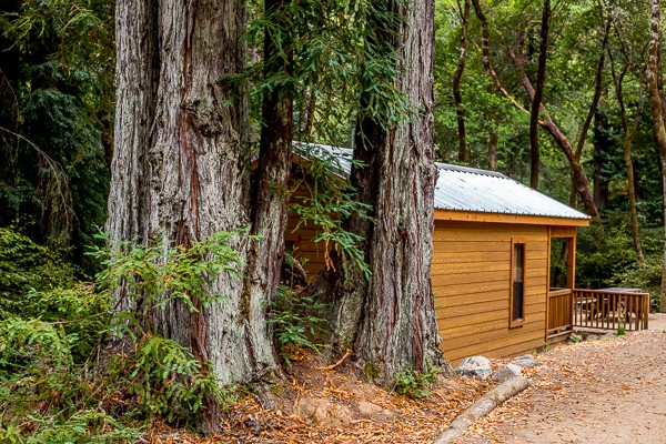Stylish Cottages + Cabins To Camp Out In Northern California