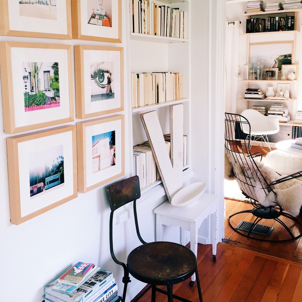 Inside the InstagramWorthy House of Style Blogger SF Girl By Bay