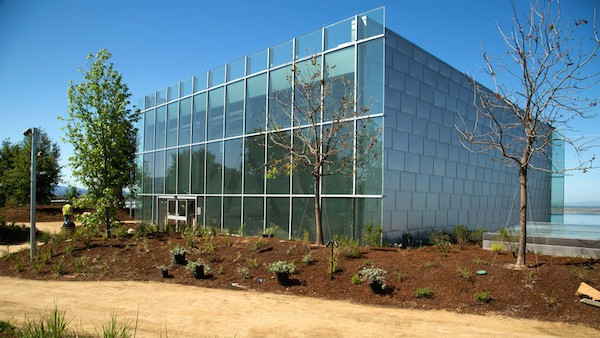 Facebook Moves Into Cool New Frank Gehry-Designed