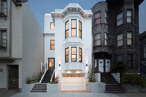 Property Porn: $5.25M Renovated Victorian + Killer Rooftop Patio