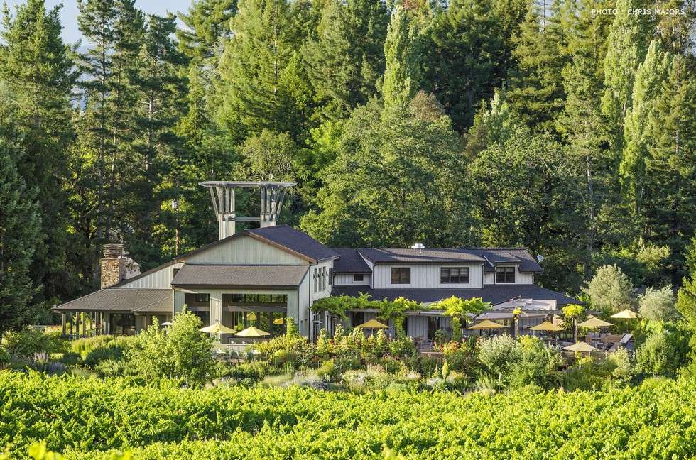 9 Lovely Wineries You Must See Along Sonoma S Wine Road