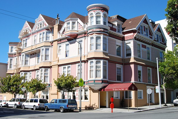 Haunted sf the 6 spookiest spots in san francisco 7x7 for San francisco haunted hotel