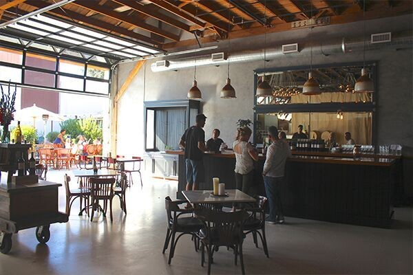 A Modern Guide To Santa Barbara S Funk Zone 7x7 Bay Area