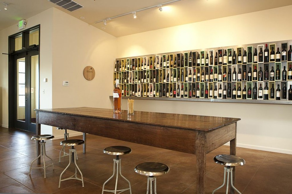 Sip Your Way Through St. Helena at These Gorgeous Tasting Rooms ...