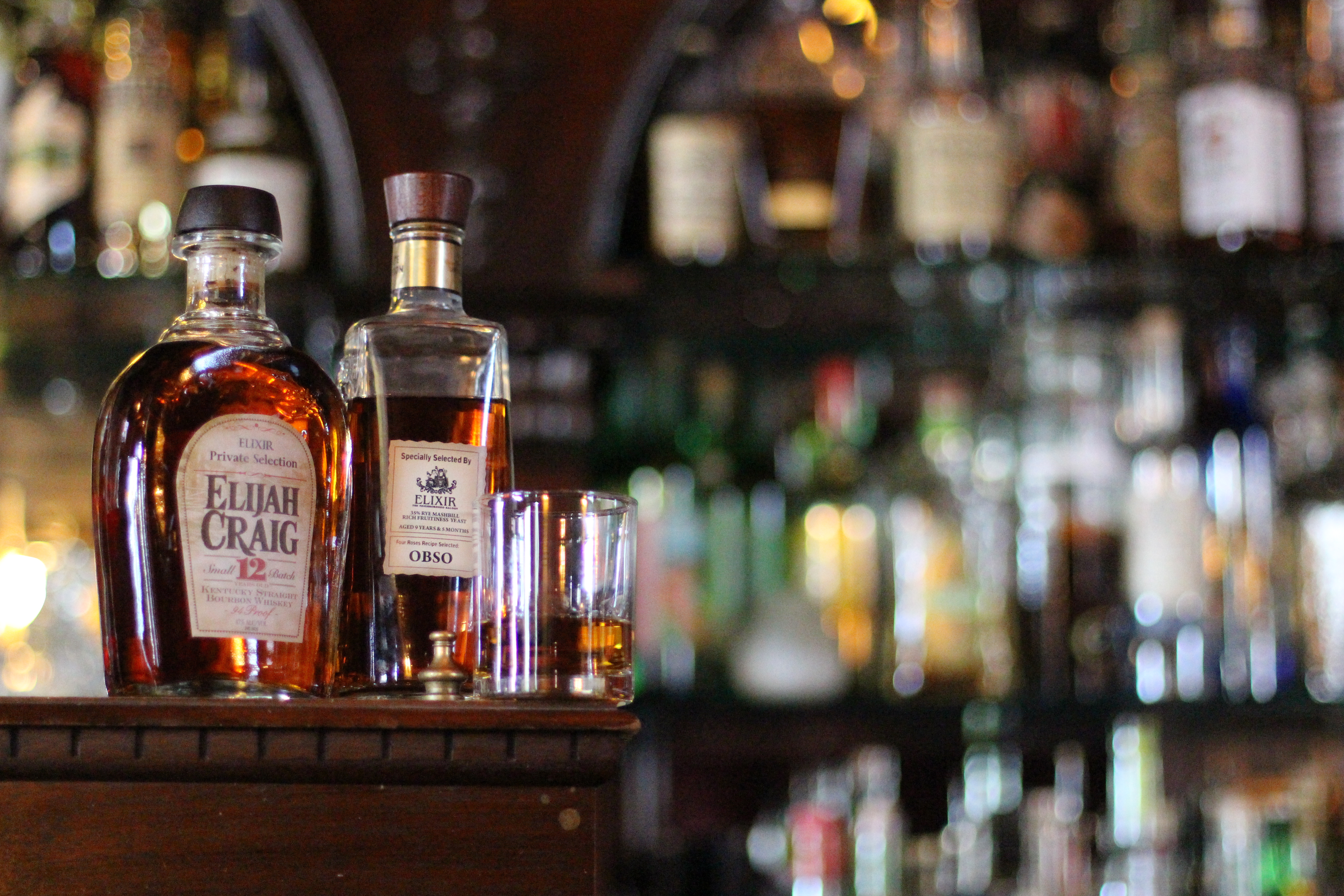 Drink Here Now: Bourbon Month and Harvest Season - 7x7 Bay Area