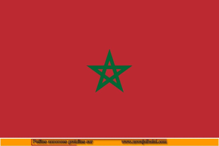 Femme cherche homme maroc annonce