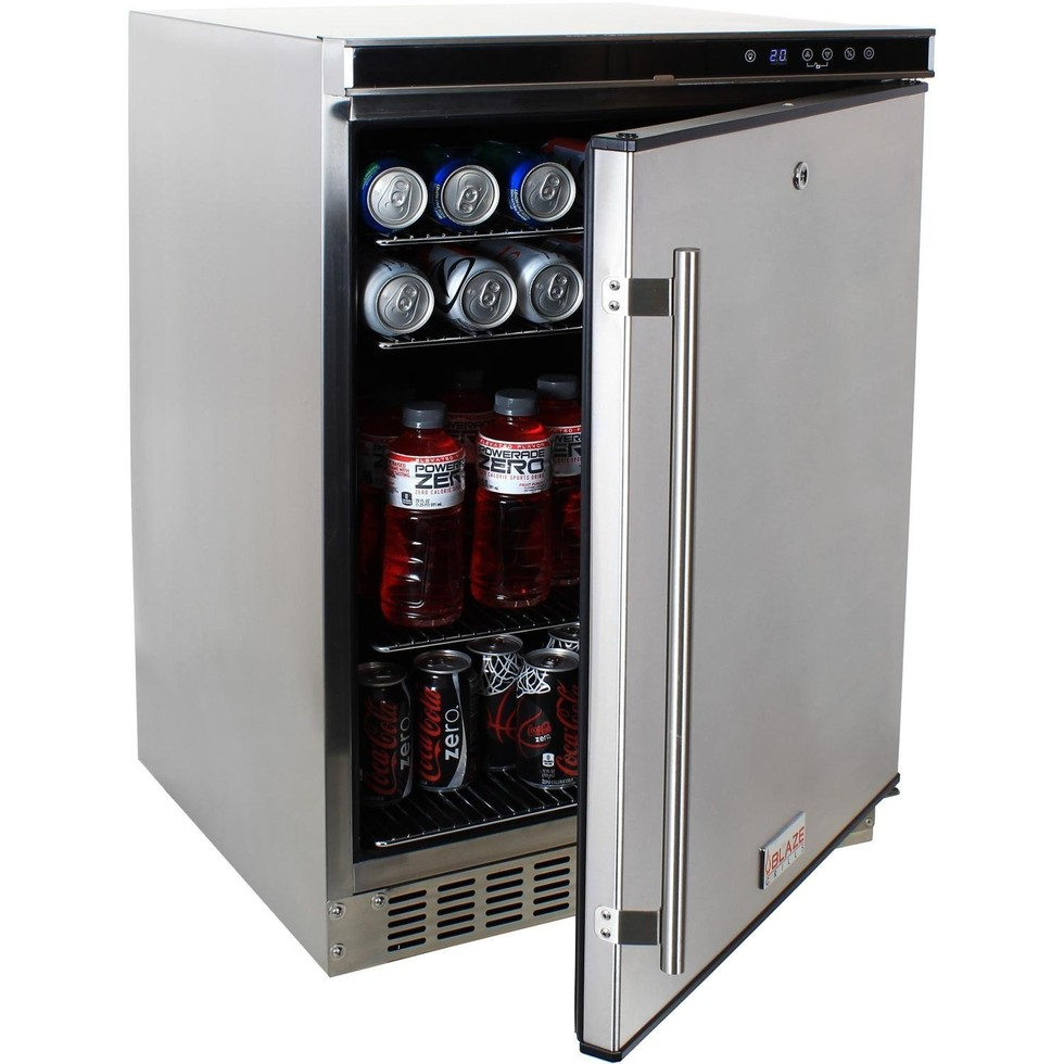 Affordable Outdoor Compact Refrigerator - Customer Reviews of the Best Fridge - cover