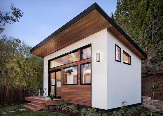 3 incredibly chic tiny homes in the east bay 7x7 bay area for 7x7 modern house