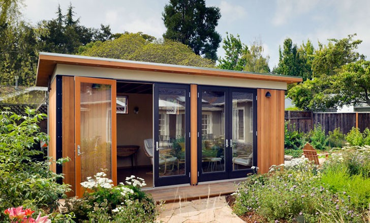 3 Incredibly Chic Tiny Homes In The East Bay 7x7 Bay Area