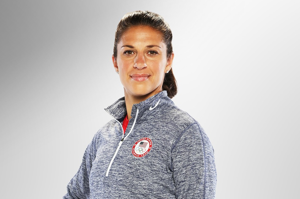Olympic Soccer Player, Carli Lloyd