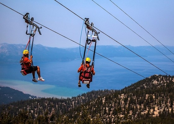 50 Things to Do in Tahoe: Summer 2016 - 7x7 Bay Area