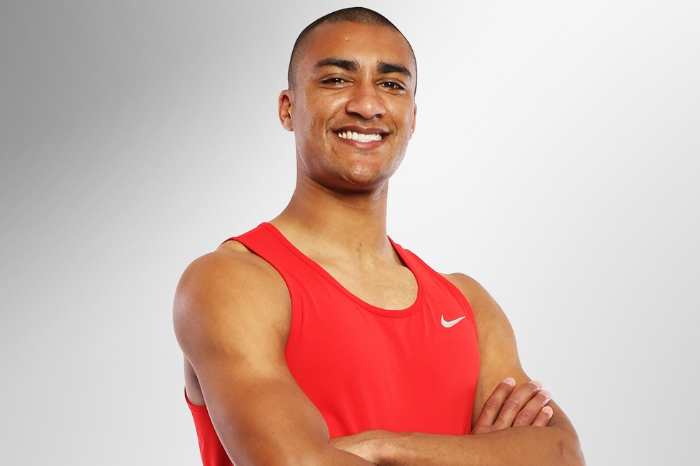 Olympic Decathlet, Ashton Eaton