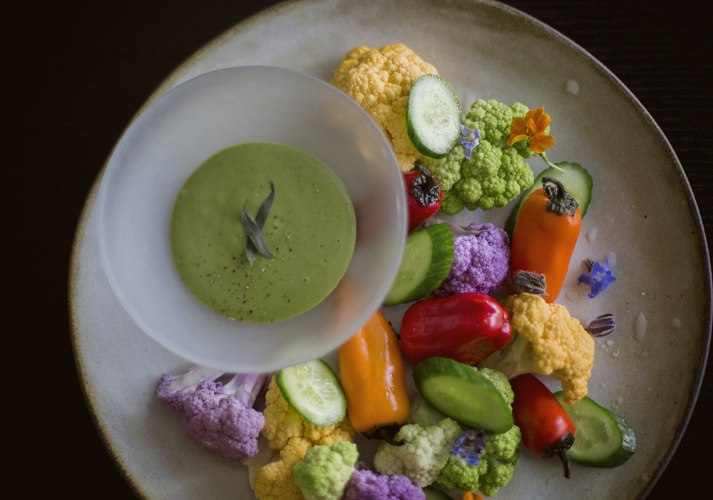 Medicated Green Dressing for the Green Goddess In Your Life