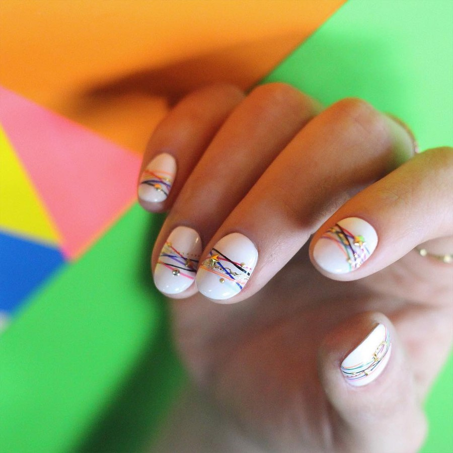 Is This Strange Nail Art The Hottest New Trend? :: Chic420