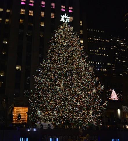 Image Gallery nyc christmas tree lighting 2015 & Image Gallery nyc christmas tree lighting 2015 azcodes.com