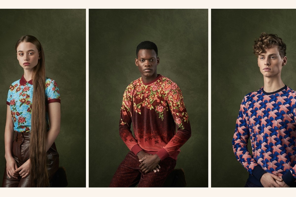 Belgian Pop Star Stromae On His Agender, African-Inspired Clothing Line
