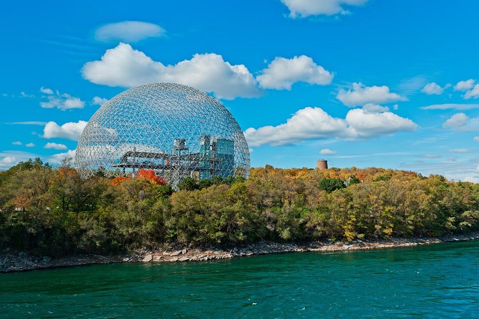 Montreal Biosphere, Quebec