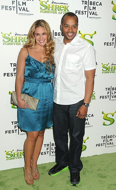 Lisa Askey And Donald Faison Nineteen 963   INVESTINGBB