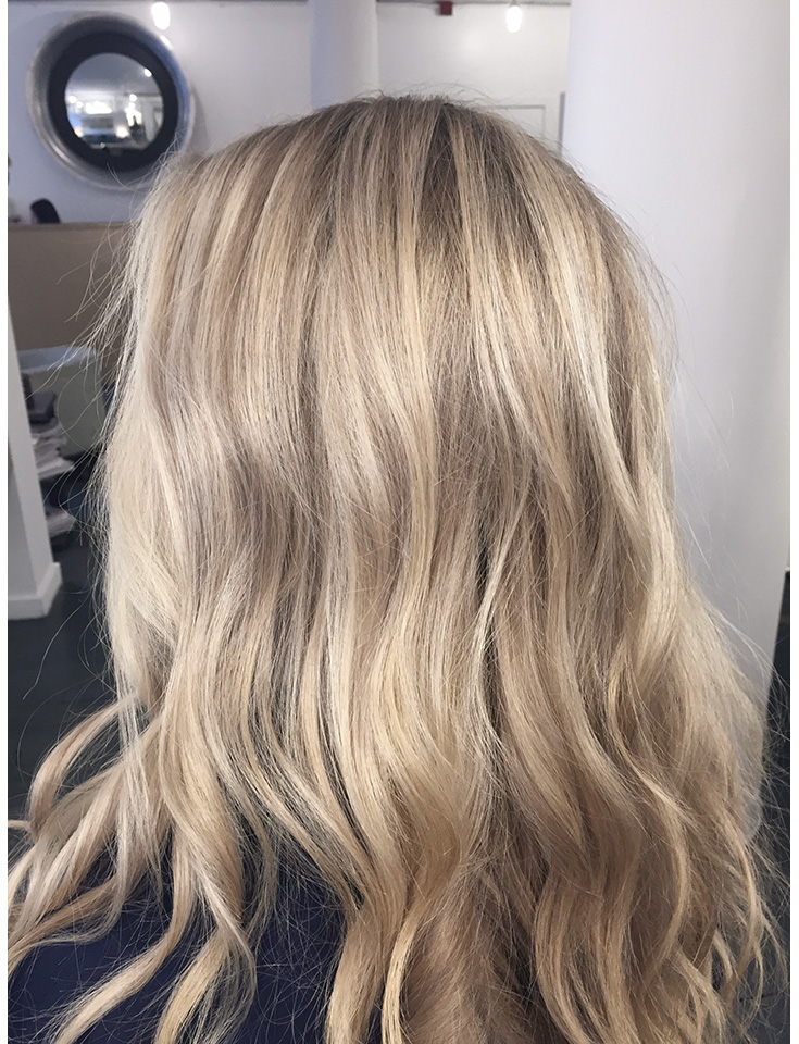 Ash Blonde Natural Hair Color  Hair Transformation Personal Story