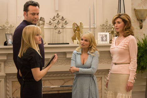film four christmases on tv
