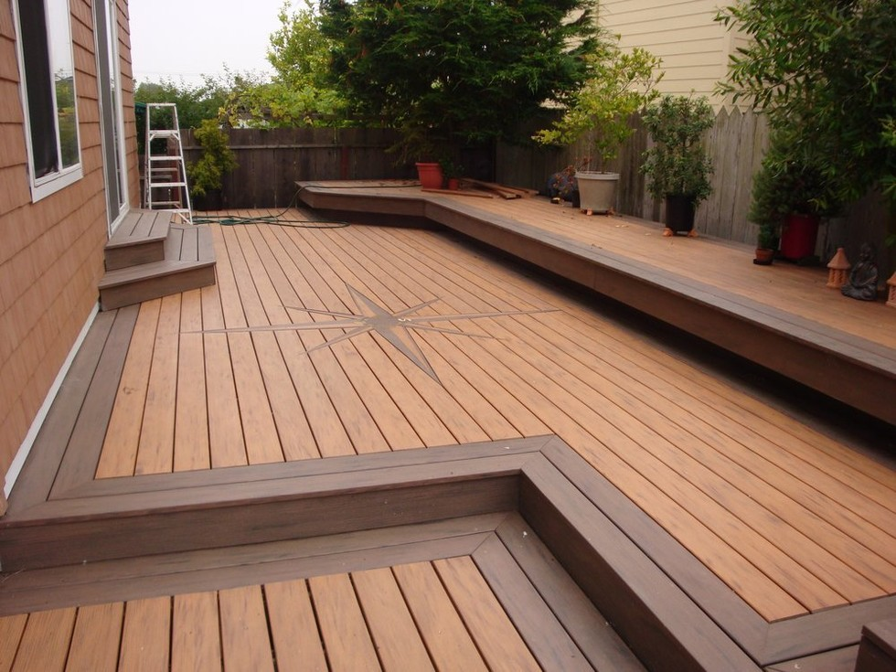Trex Decking Colors >> timbertech composite decking | Roselawnlutheran