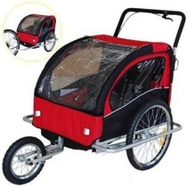 Best-Rated Affordable Double Jogging Stroller Bike Trailers On ...