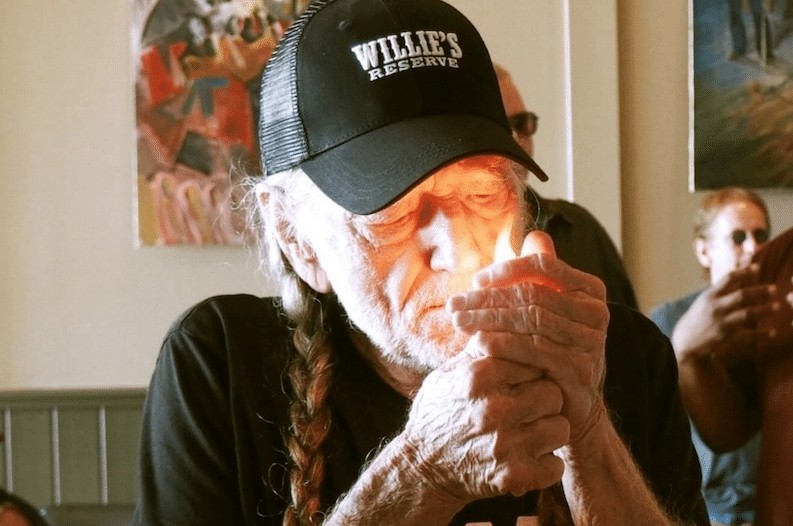 Willie Nelson Is Hiring For His New Marijuana Company
