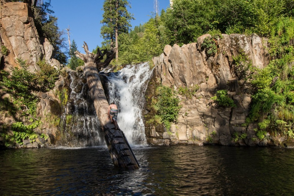 14 Incredible Swimming Holes In Northern California 7x7