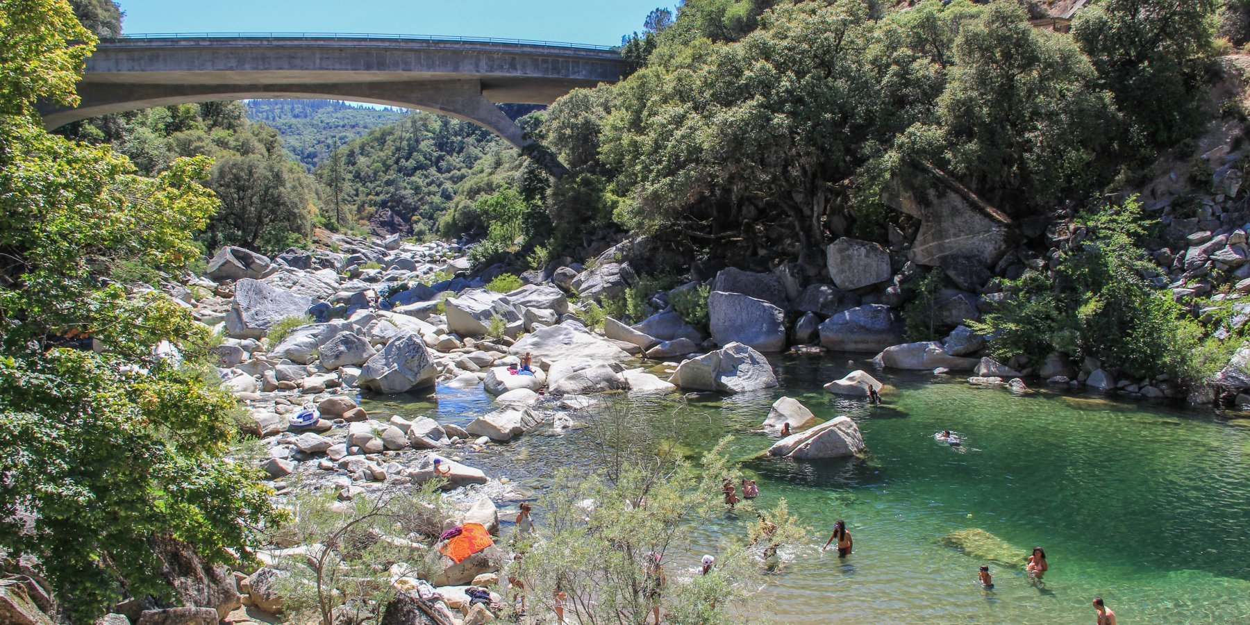14 Incredible Swimming Holes in Northern California - 7x7 Bay Area