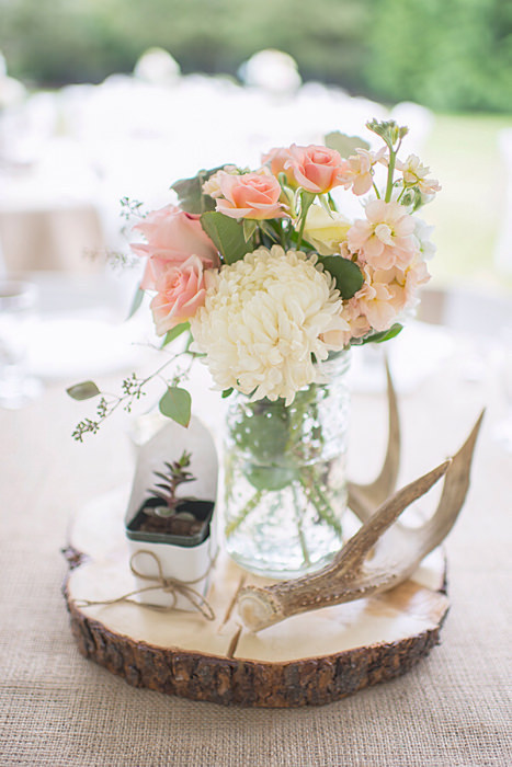 Diy wedding centerpiece ideas the snug