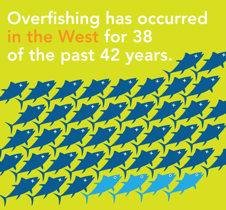 overfishing thesis 2 section i: overfishing as a consequence of the globalization of the fishing industry historically, humans have utilized fishing and the extraction of marine resources as a source of.