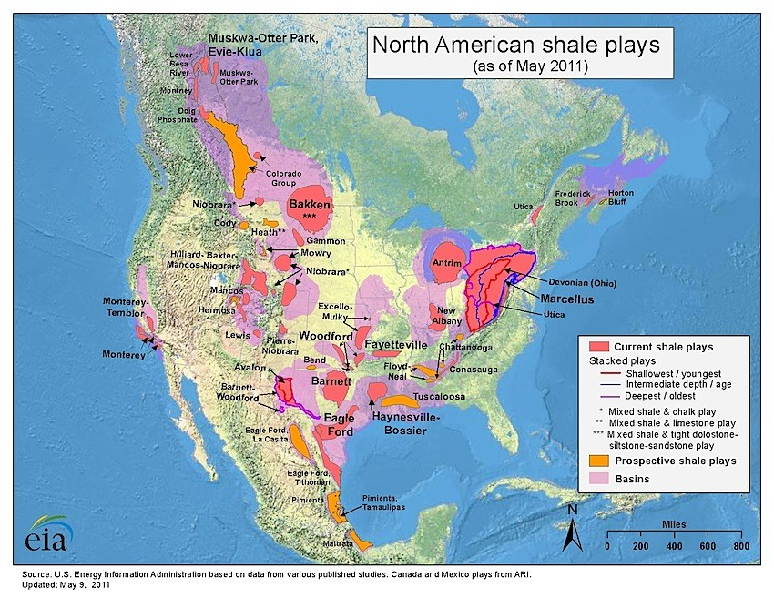 Fracking the American Dream Drilling Decreases Property Value