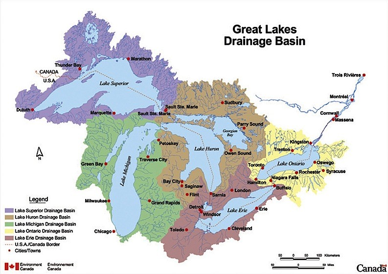 Great Lakes Ecosystems Threatened by Food Scarcity  EcoWatch