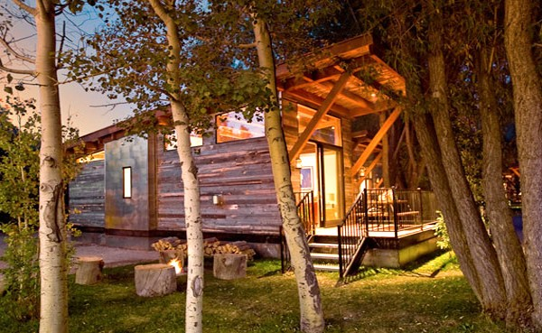 Pleasant 7 Super Cool Tiny Houses Revolutionizing Micro Living Ecowatch Largest Home Design Picture Inspirations Pitcheantrous