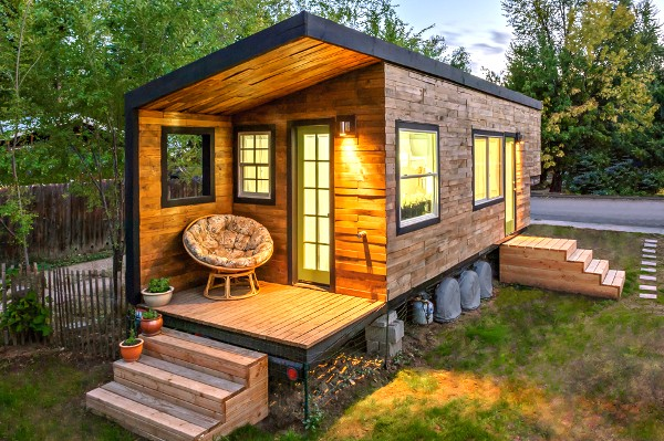 7 Super Cool Tiny Houses Revolutionizing Micro-Living - EcoWatch