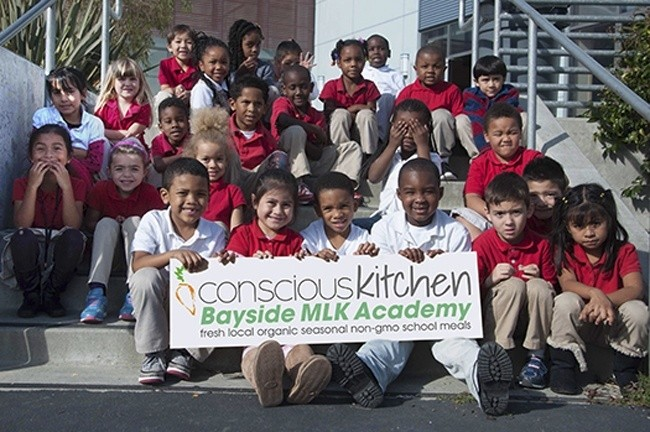 Nation\'s First School District to Serve 100% Organic, Non-GMO ...