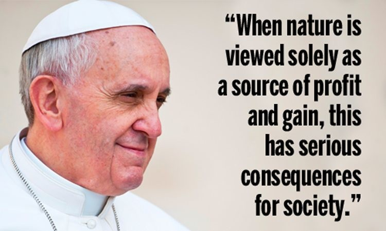 Pope Quotes | 21 Quotes From Pope Francis Encyclical Worth Noting Ecowatch