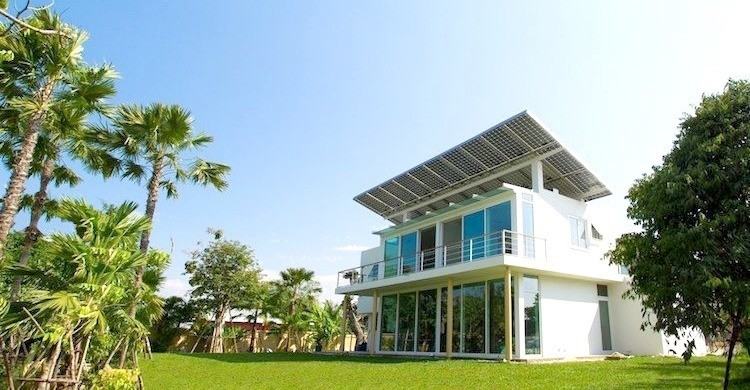 Hydrogen project house