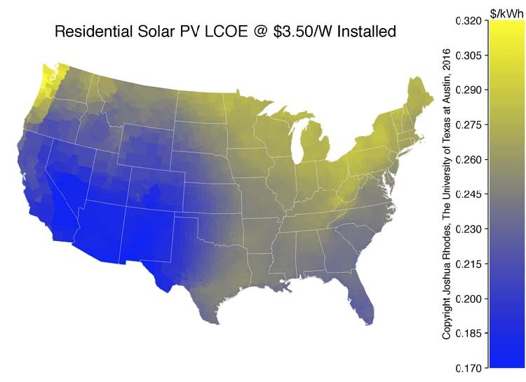 Is Rooftop Solar Cheaper Than Buying Electricity From the Grid