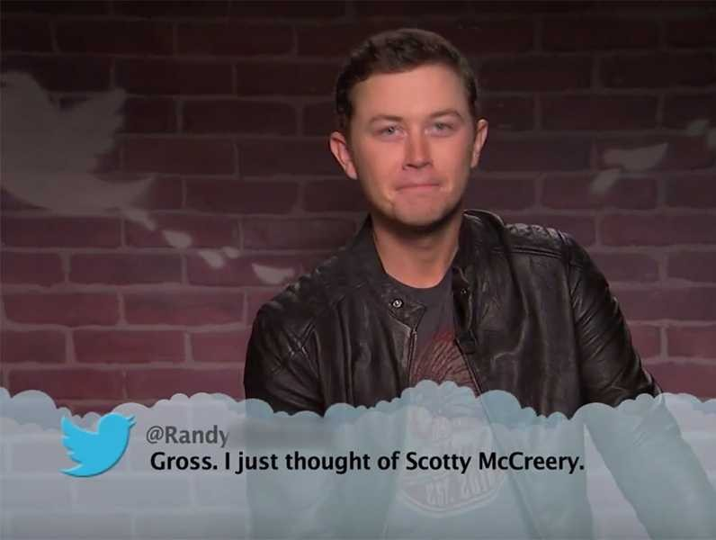 Scotty mccreery interview about dating persian