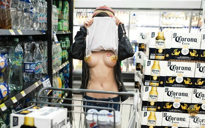 Hot Women Of Wallmart