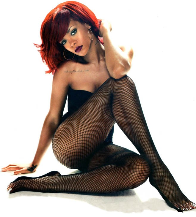 53 Pictures of Rihanna Naked (Or Close To It): A Very NSFW
