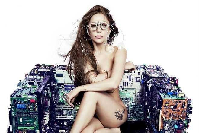 "Listen to ""Aura,"" Our First Glimpse of ARTPOP-Era Lady Gaga"